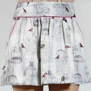 Ted Baker London Birdcage Skirt